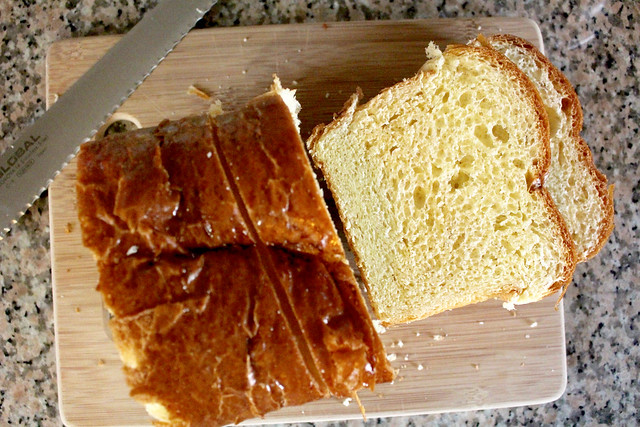 Elvis Bread Pudding - 2