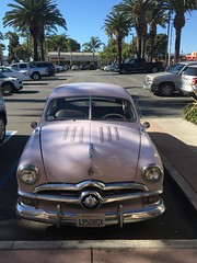 Beautiful Classic Ford Seen on a Beautiful Classic California Day