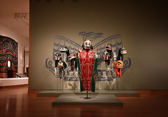Northwest Native American Carvings at the Seattle Art Museum