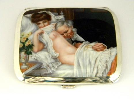 最頹廢的藝術品 20世紀初期煙盒,上流人士手中的情色秘密3