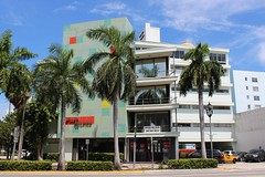 Mid-Century Giller Building Miami Beach 1957