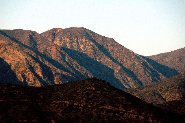 Mount Phil K. Dick from Dreaded Hill