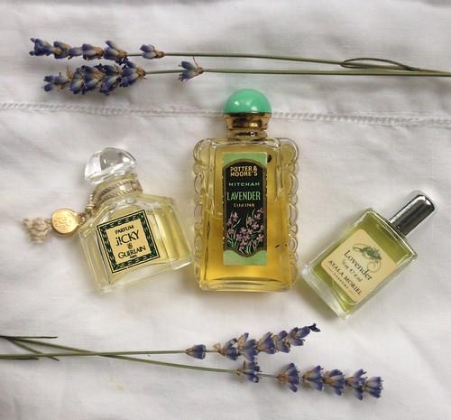 Lavender Soliflores