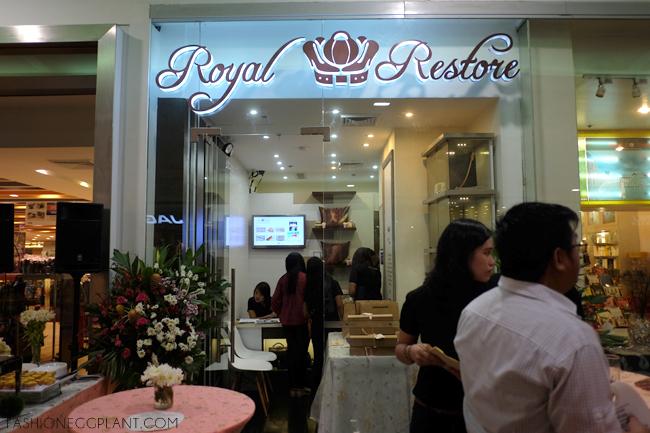 ROYAL RESTORE SM NORTH