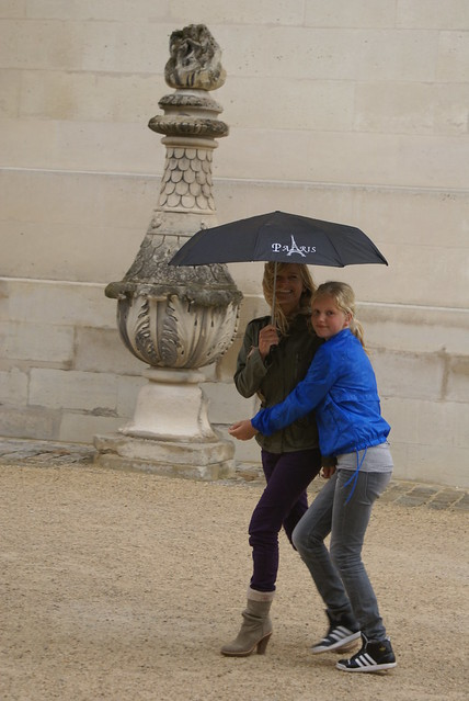 paris in the rain 2009