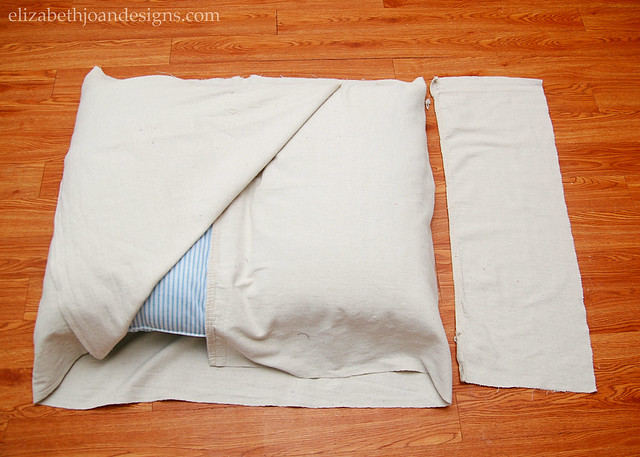 Large Pillow Cover