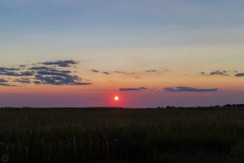 Sunset 26 Aug 15