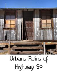 urban ruins highway 80