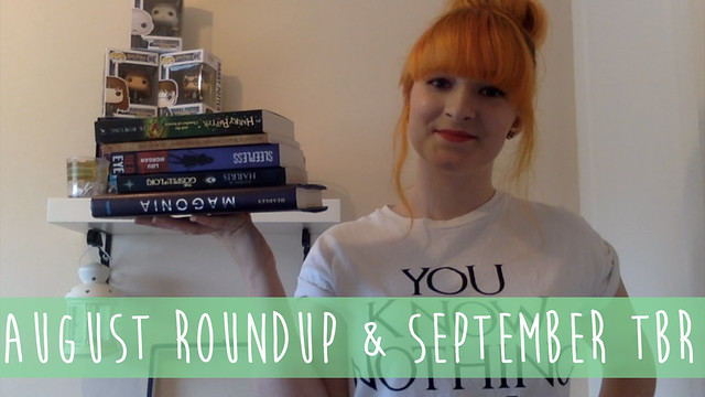 August roundup and September TBR