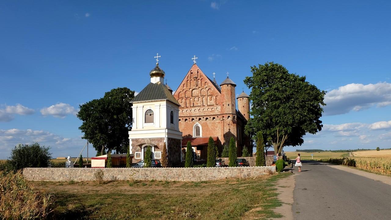 Церковь святого архангела Михаила, Сынковичи, Беларусь