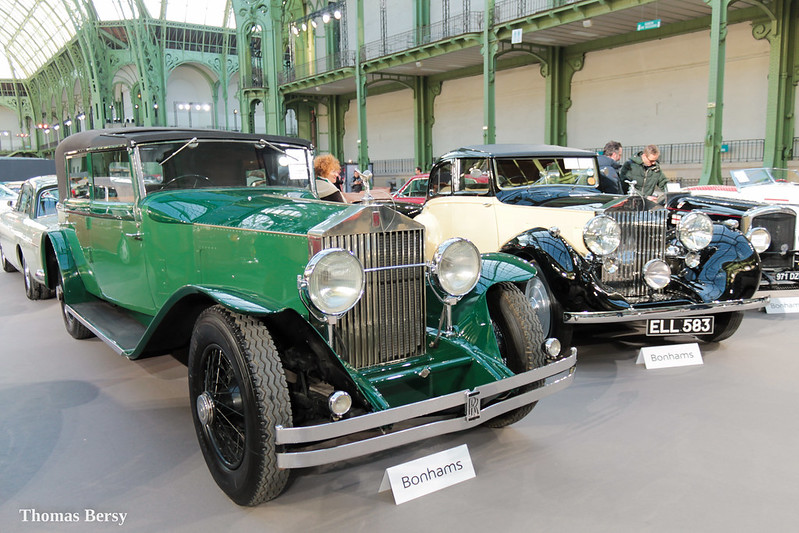 [75][04 au 08/02/2015] 40ème Salon Retromobile - Page 17 21209150232_113a992950_c