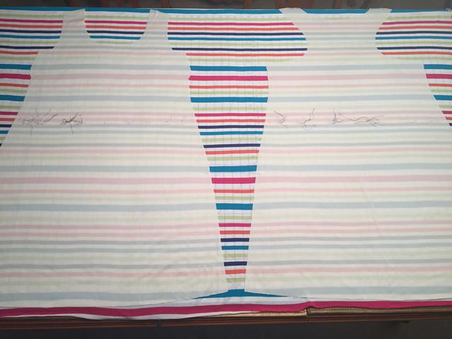 lekala stripe cutting layout