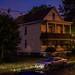 Across The Street After Rain, Franklin Ave, Hawthorne NJ by frperdurabo