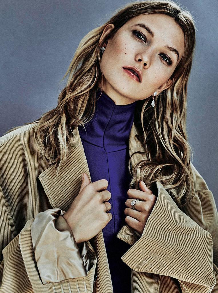 Карли Клосс — Фотосессия для «Sunday Times Style» 2015 – 4