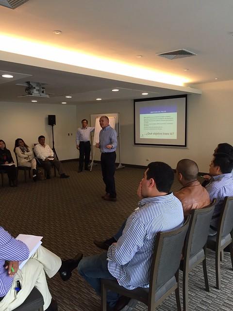 Workshop Liderazgo y Coaching de Equipos en Perú
