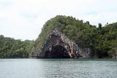 18 - Los Haitises national park - Cave / Los Haitises Nationalpark - Höhle