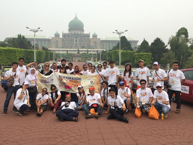 malaysia tourism hunt 2015