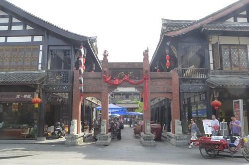 CH-Chengdu-Temple Wenshu-Quartier (5)