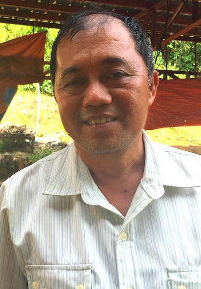 Sogod Municipal Engineer Rodney P. Menchavez