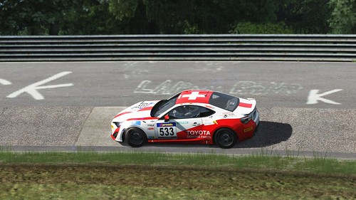 Toyota GT86 - Toyota Swiss Racing Team - VLN 2015 - Assetto Corsa (2)