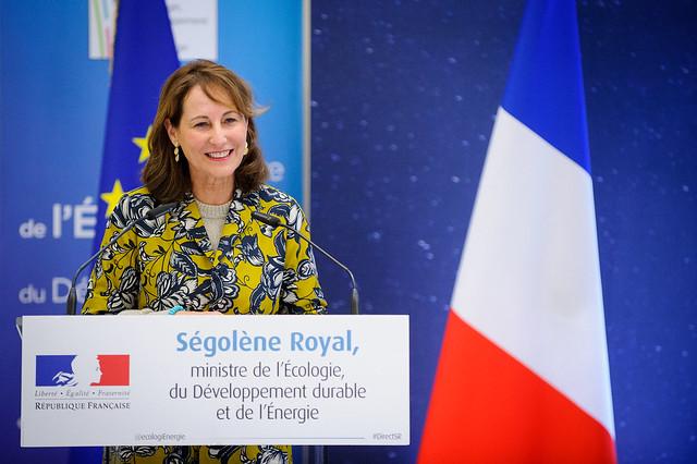 Ségolène Royal réunit les établissements publics du ministère en vue de la COP21