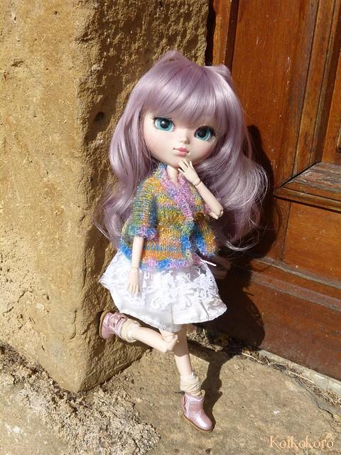 Les Vinyls de Koikokoro~Ileana, little vampire (Icydoll) 22143520330_82b56997d7_z