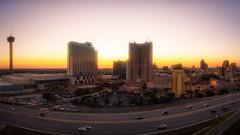 San Antonio From The Phantom
