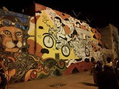 Street Art in the Medina