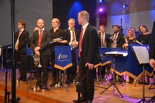 David Glänneskog och BK
