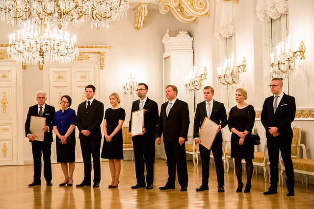 The Internationalisation Award of the President of the Republic
