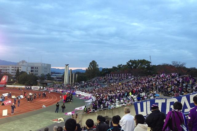 2015/11 J2第42節 京都vs水戸 #17