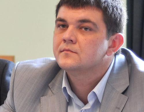 Нардеп Юрій Вознюк: «Юрій Благодир— не«регіонал», бозсамого початку підтримував європейські цінності»