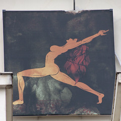 Nude gymnast at Thessaloniki