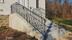 Iron Handrailings | Virginia