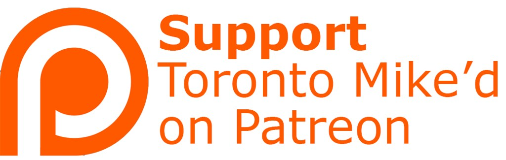 Support Toronto Mike'd on Patreon