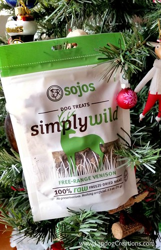 Sojos Simply Wild Dog Treats - Lapdog Creations