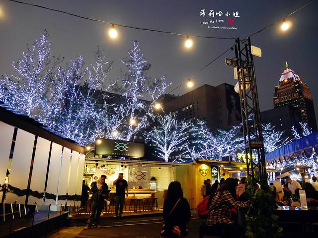 台北一日遊推薦COMMUNE A7信義區貨櫃市集攤位吃喝攻略 (21)
