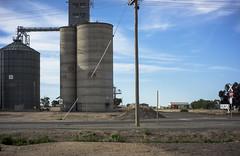 silos, Hopetoun