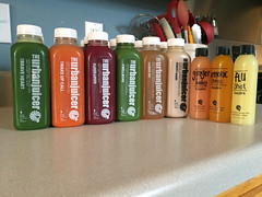 Three-Day Juice Cleanse! Jan 2017
