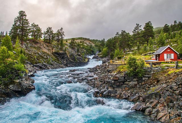 Norway - Skjåk