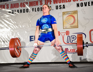 Powerlifting - Deadlift