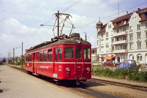 Wil | CH-SG (St. Gallen) | 13.05.1979 | FW-BDe 4/4 206