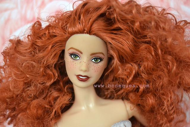 Ooak Barbie City Shine