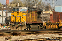 UP 9799 | GE C44-9W | CSX Leewood Yard