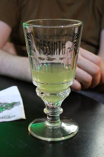 Absintherie - Jilka Street