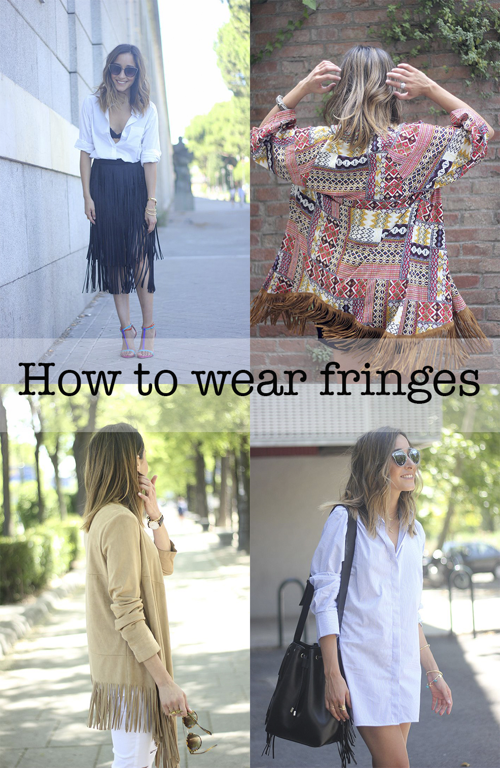 How to wear fringes-1