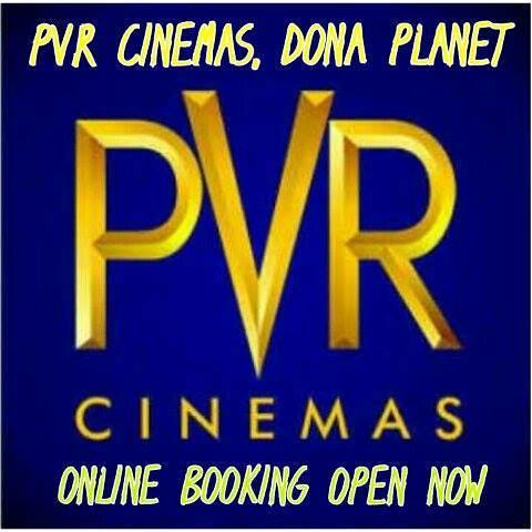 Online booking through PVR CINEMAS website and PVR Android… | Flickr