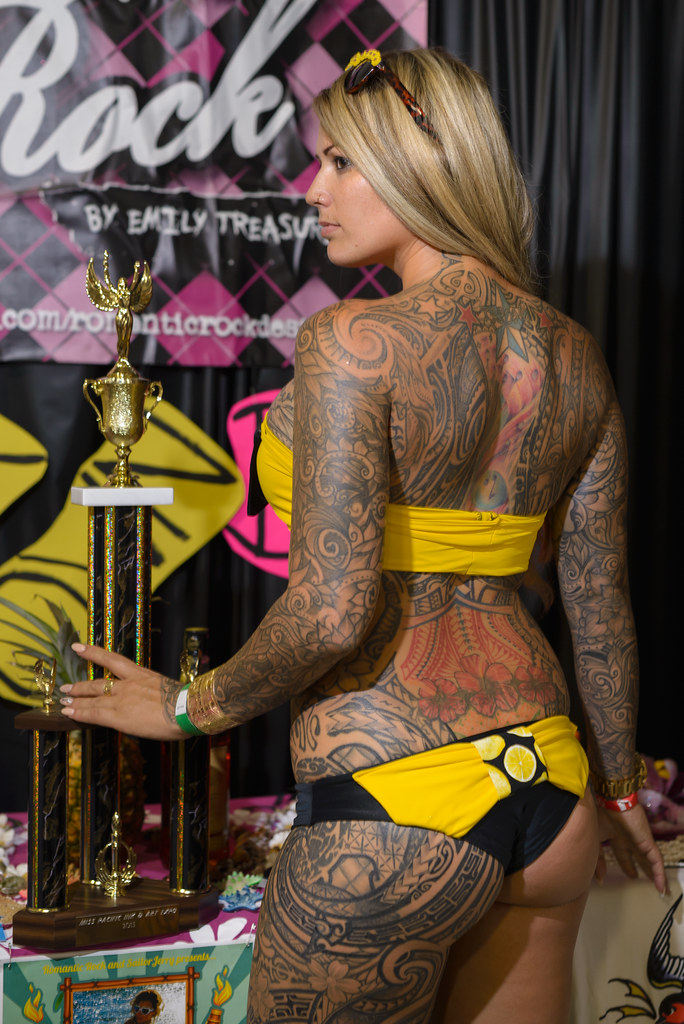 hawaii tattoo expo 39 s most interesting flickr photos picssr ForHawaii Tattoo Expo