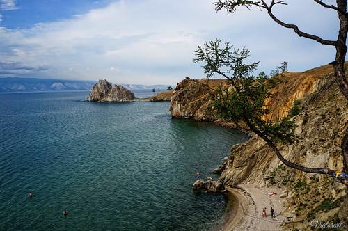Olkhon Island. Baikal (Russia). Остров Ольхон. Байкал (Россия).