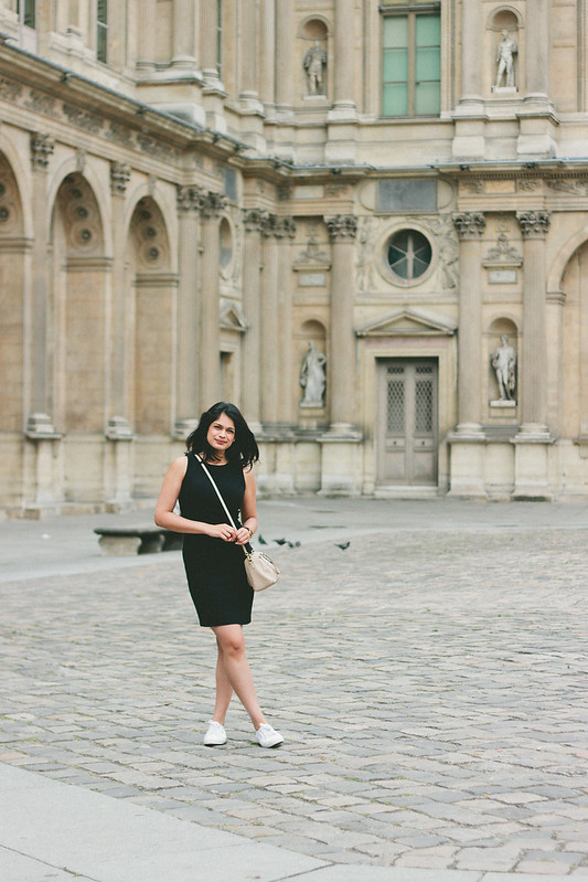 {a sartorial walk through paris} via chevrons & éclairs